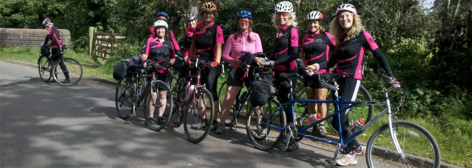 Hopwood Ladies April 2013