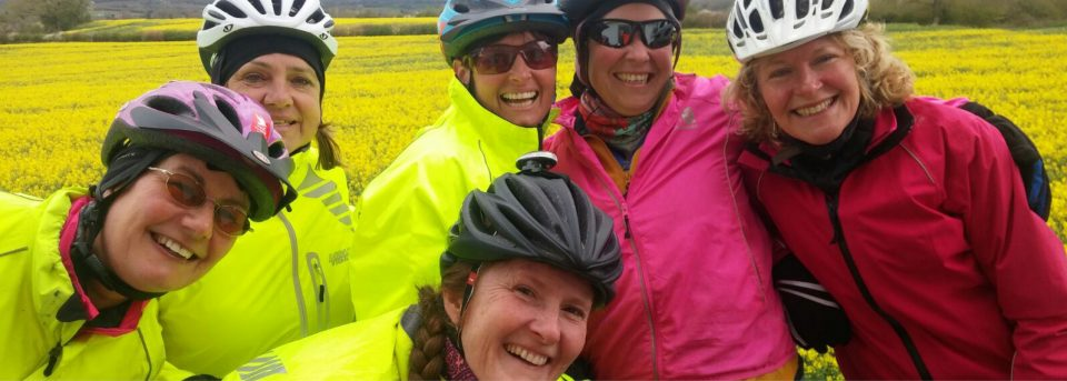 Hopwood Ladies sunday ride