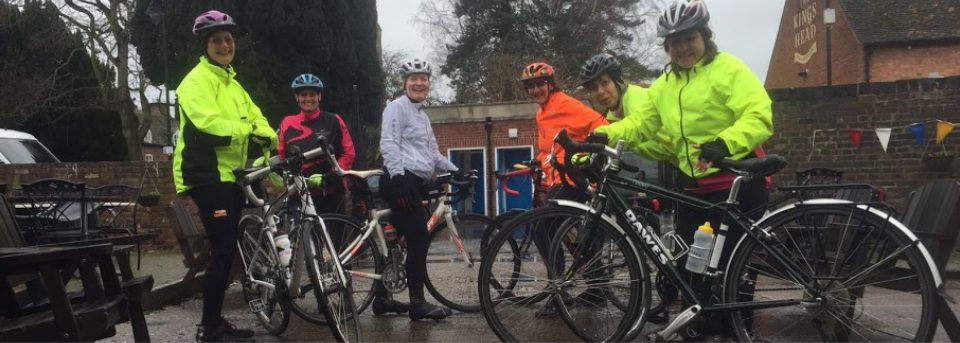 Hopwood Ladies Sunrise Beacon Audax